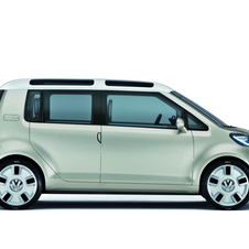 Volkswagen space up! blue