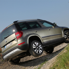 Skoda Yeti Outdoor 1.2 TSI Active