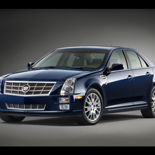 Cadillac STS V6 Luxury AWD
