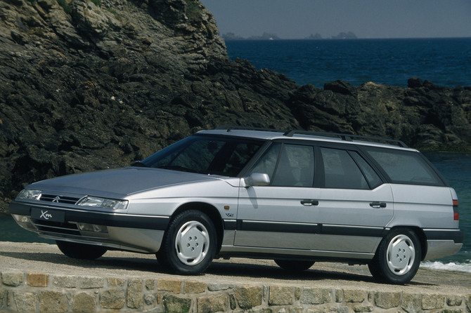 Citroën XM 3.0i V6 Estate