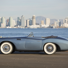 Pegaso Z-102 Series II Cabriolet by Saoutchik