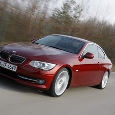 BMW 330i Coupé M Sport Edition xDrive AT