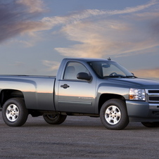 Chevrolet Silverado 1500 Regular Cab 4WD Work Truck Standard Box