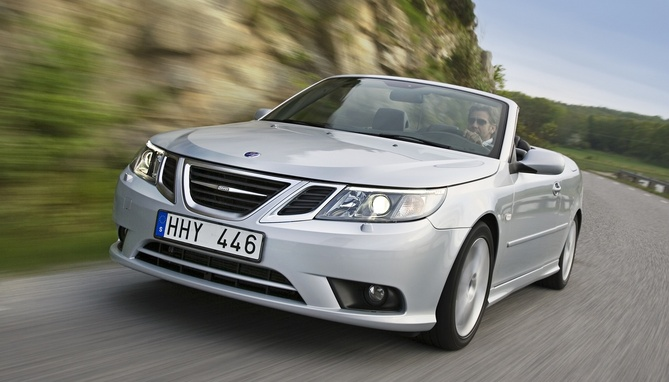 Saab 9-3 1.8t Convertible Automatic