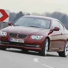BMW 335d Coupé Edition Exclusive AT