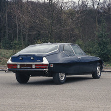 Citroën SM Automatic