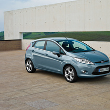 Ford Fiesta 1.25i Techno