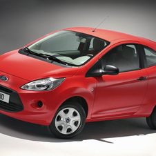 Ford Ka Hatchback 1.2 Metal