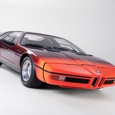 The Turbo concept was clearly the spiritual predecessor to the M1