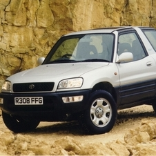 The production version debuted at the Geneva Motor Show in 1994