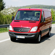 Mercedes-Benz Sprinter Gen.2