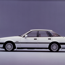 Nissan Leopard Hardtop 300 Turbo Grand Edition