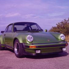 It introduced the 911 Turbo in 1975 and began working on it in 1972