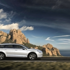 Citroën C5 CrossTourer Exclusive