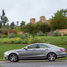 Mercedes-Benz CLS 350 CDI BlueEfficiency 4Matic