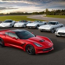 The seventh generation Corvette is more powerful than any base Corvette ever