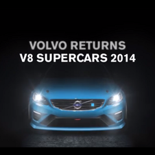 Volvo will enter the V8 Supercars Championship in 2014