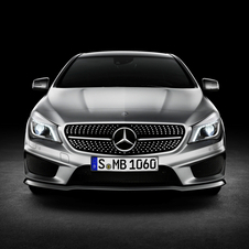 Mercedes will probably launch an AMG version for the CLA