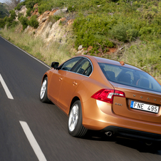 Volvo S60 D5 Start/Stop Summum