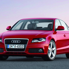 Audi A4 2.7 TDI Attraction