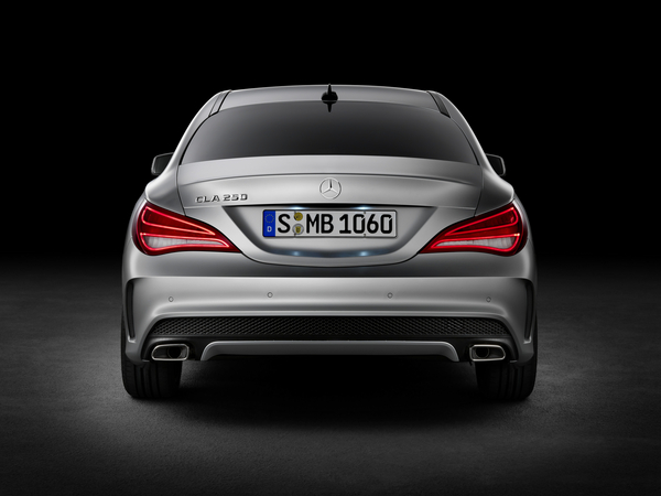 New CLA will serve as inspiration for the new GLA SUV