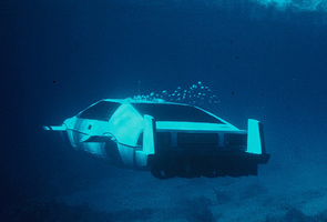 RM Auctioning the Submersible Lotus Esprit from 'The Spy Who Loved Me'