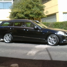Mercedes-Benz E350 Estate CGI BlueEfficiency Sport