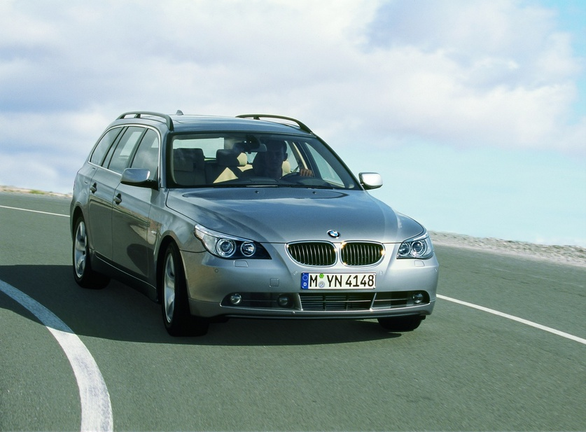 BMW 525i Touring Automatic