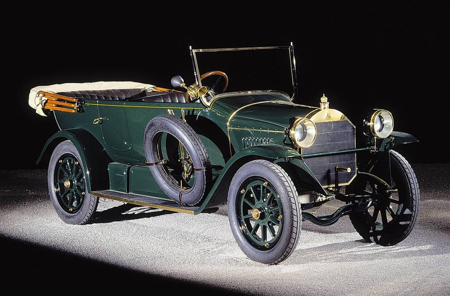 Image gallery mercedes 35 hp for Mercedes benz 1900 model