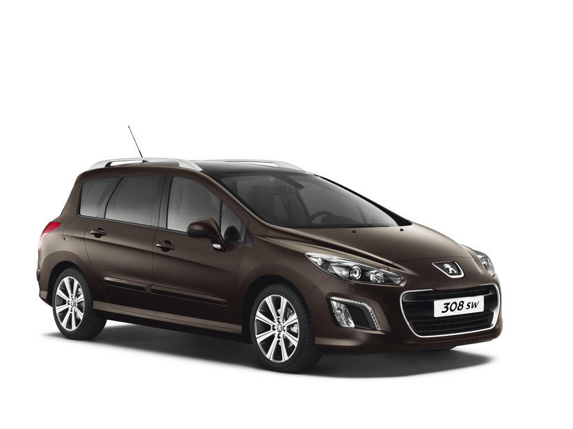 peugeot 308 sw access 1 6 hdi 1 photo and 57 specs. Black Bedroom Furniture Sets. Home Design Ideas
