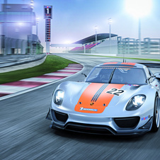 Porsche Plans New Model to Take on Ferrari