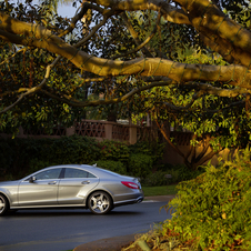 Mercedes-Benz CLS 500 BlueEfficiency 4Matic