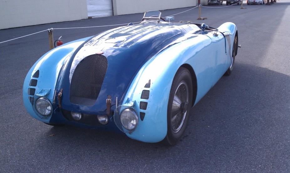 Bugatti 57g Tank Le Mans 4 Photos Autoviva
