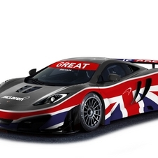 The livery is meant to further British culture, media and sport