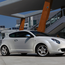 Alfa Romeo Mito Hatchback 1.4 16v 78 Junior