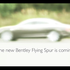 Bentley vai estrear o Flying Spur em Genebra