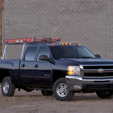 Chevrolet Silverado 2500HD Crew Cab 2WD Work Truck Long Box