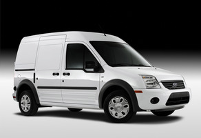 Ford Transit Connect Van XLT (USA)