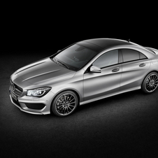 Initially the CLA should use more powerful versions of A and B-Class four-cylinder engine lineup