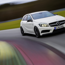 Mercedes already moved downmarket with the A-Class, and not it plans to get even smaller