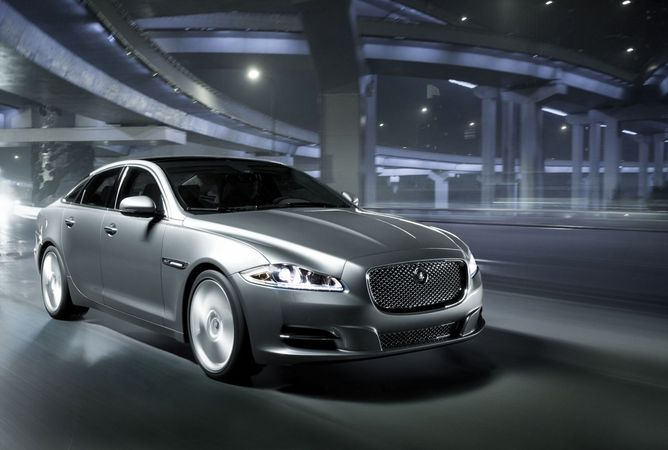 Jaguar XJ 5.0L SWB Premium Luxury