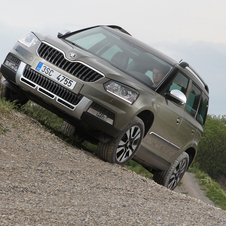 Skoda Yeti Outdoor 1.4 TSI DSG Ambition