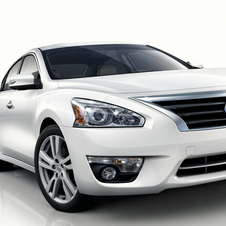 The Nissan Altima is among the bestsellers in the United States