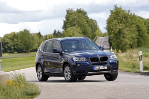 BMW Will Offer Four-Cylinder X3 xDrive28i in 2012