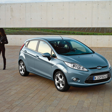 Ford Fiesta 1.4TDCI Techno