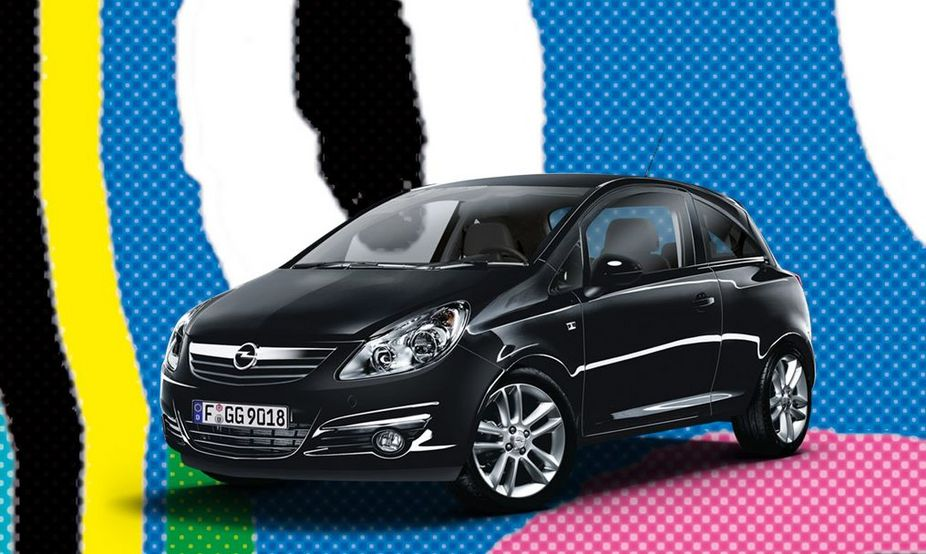 opel corsa 1 4 black edition automatic 1 photo and 50 specs. Black Bedroom Furniture Sets. Home Design Ideas