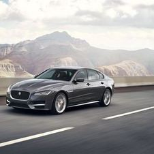 Jaguar XF E-Performance