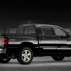 Dodge Dakota Crew Cab 4X4 TRX
