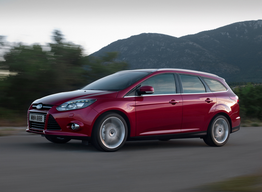 ford focus sw 1 6tdci trend 4 photos and 60 specs