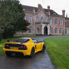 Lotus Exige Sport 350 Coupé